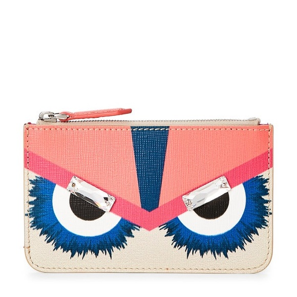 dc467c6170e8 Fendi Accessories - Fendi Monster Coin Purse